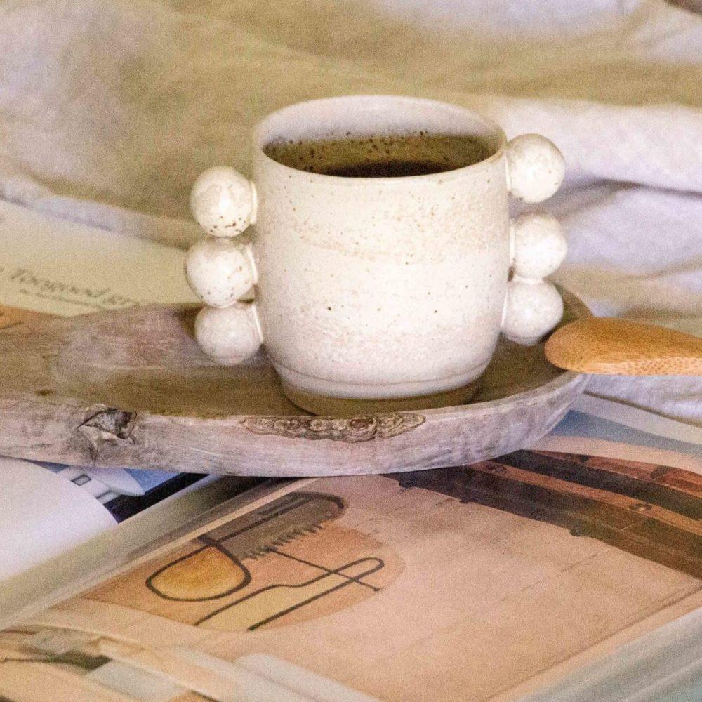 Tasse Maya - Rituel Céramique